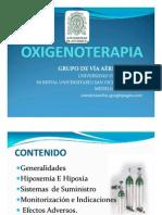 Oxigenoterapia Oxygen Management