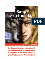Sang Et Chocolat