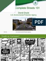 Joplin Green Complete Streets 101