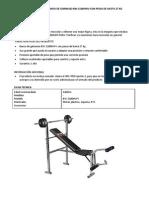 Info Gym Hogar