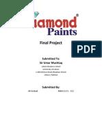 Diamond Paint Report