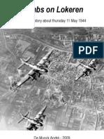 Bombs on Lokeren 1944