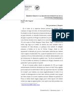 Vazquez - Sabato y La Imagen Del Intelectual en La Coyuntura Posperonista