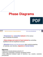 Phase Diagrams material science