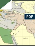 Τα Ελληνιστικά Βασίλεια το 270πΧ