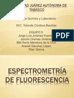 Espectometria de Flourecencia