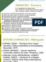 88433441 Istoria Farmaciei AnII 2009 2010 Partea1