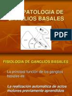 fisiopatologia ganglios basales