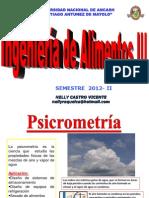Clase 3 Psicrometría 12-II