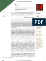 Vidal Sebastián - De cultura, alegorías e Instituciones