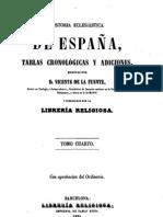 Historia eclesiastica de España-Tomo IV