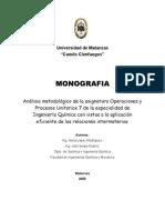 Analisis Metodologico de Asignatura-cuba