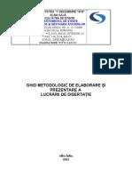 2676 Ghid Disertatie 2012 Automat
