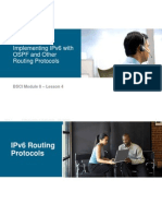 BSCI Module 8 Lesson 4 IPv6 OSPF_edited