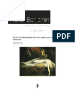Atlas Walter Benjamin - alegoría