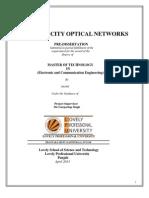 High Capacity Optical Fiber