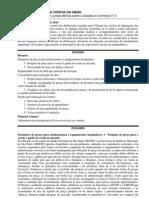 TCU - Informativo de Jurisprudência sobre Licitações e Contratos nº 2