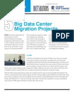 Top5 Data Center Migration 3-2-12