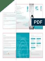 Brochure Gerencia de Sistemas de Informacion Final