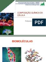 Aula 2 - Composição química da célula