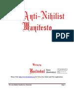 The AntiNihilist Manifesto-Beelzebul.pdf