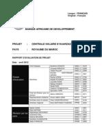 Maroc - RE Projet Ouarzazate I (2)
