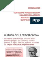 Historia de La Epidemiologia-diapos[1]