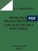 Problemas de Electrotecnia y Electronica Industrial