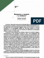 RP-06-De-Coronel Repensando La Tradicion y La Diferencia Ecuador
