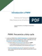 Introduccion a PWM