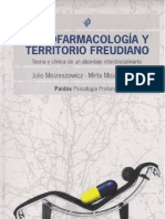 Psicofarmacologia y Territorio Freudiano