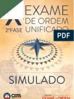 022 3 Simulado Oab x Exame Dir Trabalho