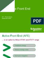 ATV71-61 Active Front End V2 S09