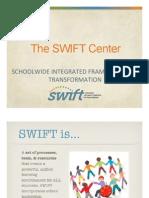 SWIFT Intro 2013 R5 Meeting