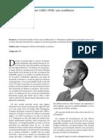 Joseph Alois Schumpeter (1883-1950) Una Semblanza