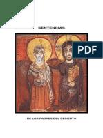 Anónimo Tradiciónal - Sentencias de los Padres del Desierto.pdf