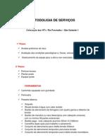 METODOLIGIA DE SERVIÇOS-Santa Clara