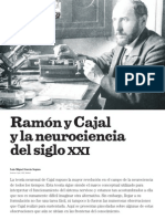Cajal y La Neurociencia Del Siglo Xxi (1)