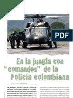 12 Comandos Policia Colombiana