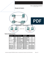 lab wireshark ethernet II verificação