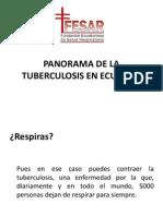 Panorama de La Tuberculosis en Ecuador, V1