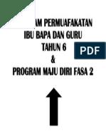 Program Permuafakatan