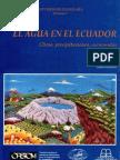 El Agua en El Ecuador