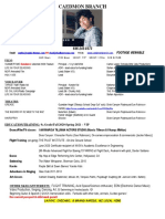 Caedmon Branch Resume