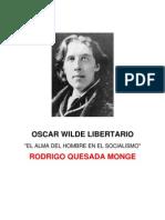 Rodrigo Quezada - Oscar Wilde Libertario