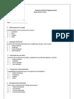 Pesquisa de Clima Organizacional.docx