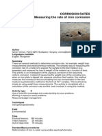 Corrosion rates - Measuring the rate of iron corrosion.pdf