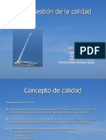 Gestion de La Calidad-Software