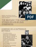 The Beatles y the Rolling Stones en Los