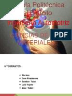 Presentacion_ciencias de Los Materiales